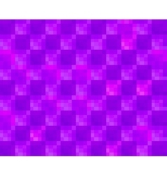 Lilac background with transparent squares vector image vector image