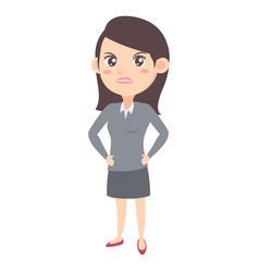 Style business women collection vector