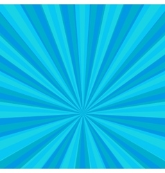 Colored pop art blue background vector