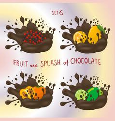 For ripe fruit vector