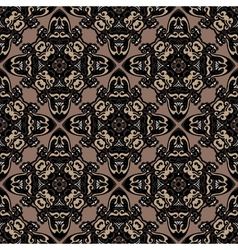 Geomtric abstract vintage background vector
