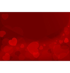 Valentines day backgrounds vector