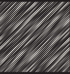 Modern stylish halftone texture endless abstract vector