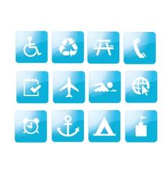 Icon vector image