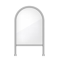 Pillar ad vector