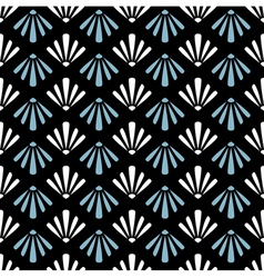 Abstract seamless pattern background vector image vector image