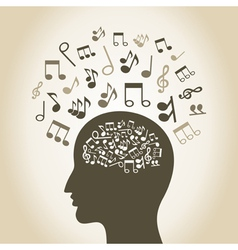 Musical head vector
