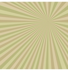 Colored Pop Art retro cream background vector image