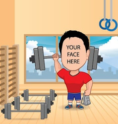 Man fitness vector