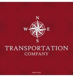 Transportation label vector
