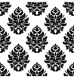 Vintage seamless arabesque pattern vector image vector image