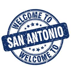 Welcome to san antonio vector