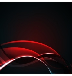 Abstract background luminescence wave vector