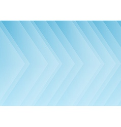 Abstract blue arrows background vector image
