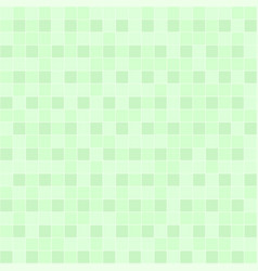 Green square pattern seamless vector