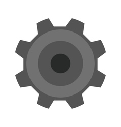 Machine gear vector