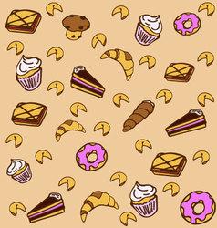 baking3 vector image vector image