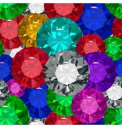 Jewels tecstureseamles vector