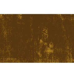 Brown wooden grunge texture vector