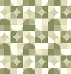 Geometric background with rhombs neutral abstract vector