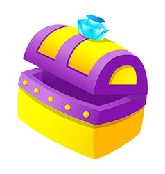 Jewel box vector
