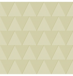 Sand triangle pattern vector
