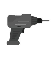 Drill machine vector