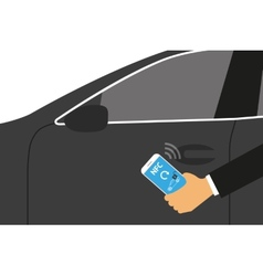 Mobile access vector