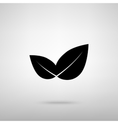 Leaf sign vector