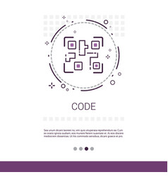 code software development computer programming vector image