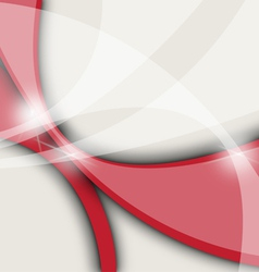 Elegant Red Background vector image