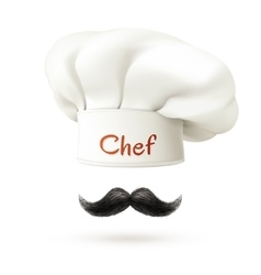 Chef concept vector