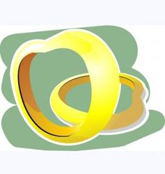 bangles vector image vector image