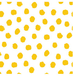seamless pattern in bright summer colors vector image vector image