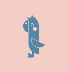 Parrot cockatoo parrot bird vector