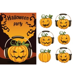 Halloweenparty3 vector