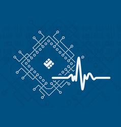 Processor signal artificial intelligence vector