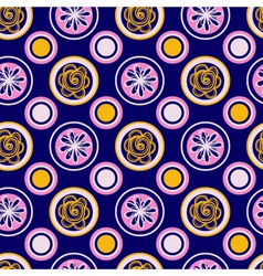 multicolor abstract pattern vector image