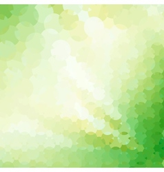 Abstract Green Geometrical Background vector image vector image
