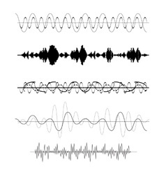 Set of sound wave vector
