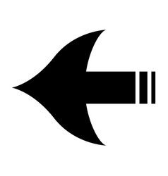 arrows marker vector image