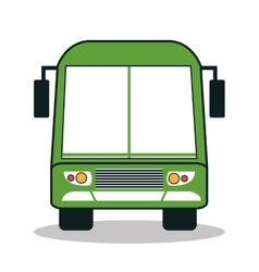 Bus icon design vector