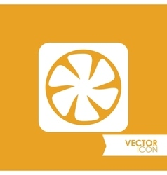 Fan icon design vector