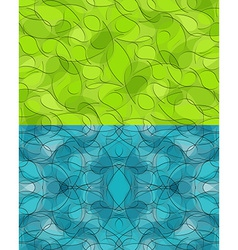 Abstract background 1 vector image