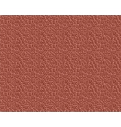Seamless texture leather vector image