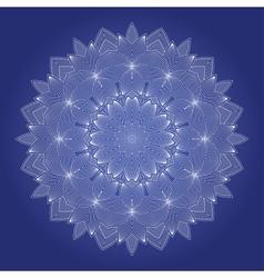Ornamental pattern vector
