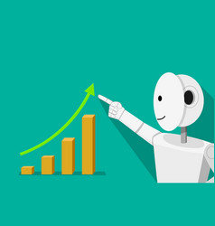 Humanoid robot can increase your income vector