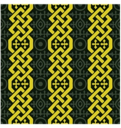 Braid pattern vector