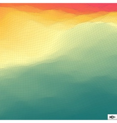 Abstract hi-tech background mosaic vector