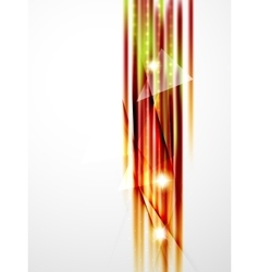Shiny straight lines abstract background vector
